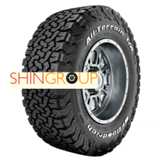 BF Goodrich All Terrain T/A KO2 255/70 R16 120/117S