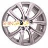 Venti 1609 6.5x16 ET50 5x114.3 d66.1 Silver