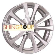 Neo 509 6x15 ET49 4x100 d60.1 Silver