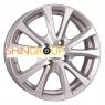 Neo 509 6x15 ET45 4x100 d54.1 Silver