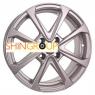 Neo 667 6x16 ET37 4x100 d60.1 Silver
