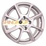 Neo 438 5.5x14 ET35 4x98 d58.6 Silver