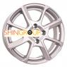 Neo 538 6x15 ET45 4x108 d63.4 Silver
