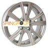 Neo 674 6x16 ET37 4x100 d67.1 Silver