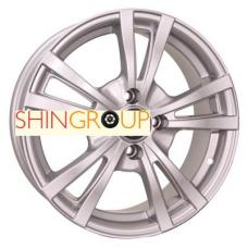 Venti 1404 5.5x14 ET43 4x100 d67.1 Silver