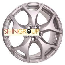 Neo 653 6.5x16 ET50 5x108 d63.4 Silver